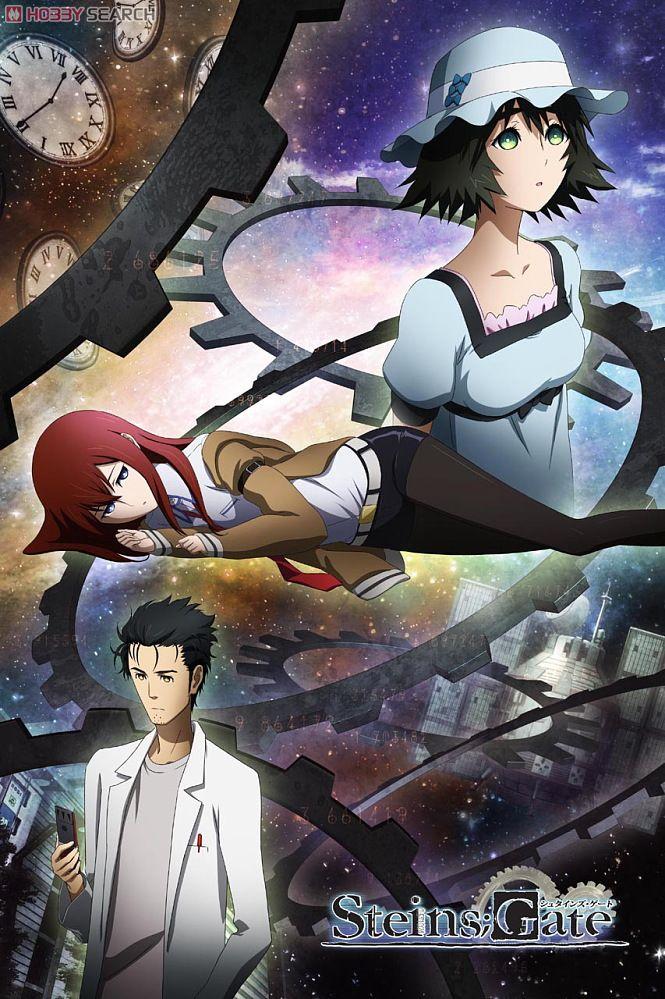 【83点】STEINS;GATE (シュタインズ・ゲート):アニメレビュー・評価